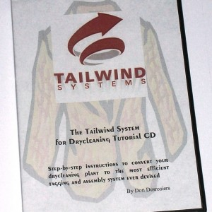 Tailwind System for Drycleaning